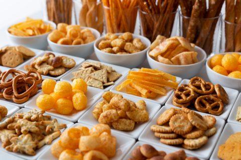 8 Healthy Crunchy Snacks